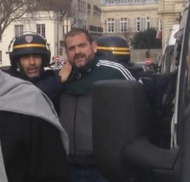 ¡Libertad inmediata y sin cargos para Gaël Quirante!