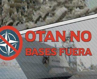 Ante el 70 aniversario del brazo armado del capital, ¡OTAN NO, bases fuera!