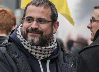 """Gaël Quirante: """"Una huelga como la nuestra tiene necesariamente un sentido político. Pone sobre la mesa la cuestión de la emancipación"""""""