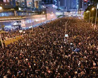 Lo que hay entre bastidores de las masivas protestas de Hong Kong