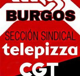 Si Telepizza explota, sus trabajador@s nos organizamos. Tejiendo resistencias en Zaragoza y Burgos