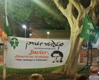 """43 años después, """"Pan, trabajo y libertad"""""""