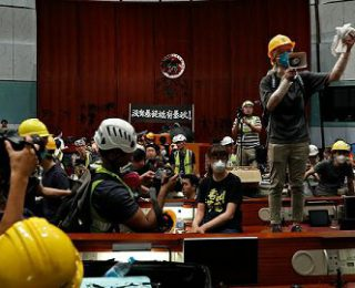 Revuelta contra el autoritarismo en Hong Kong. Entrevista con Lam Chi Leung, marxista revolucionario de Hong Kong