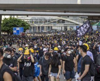 El ascenso y las perspectivas de la lucha masiva en Hong Kong contra la extradición