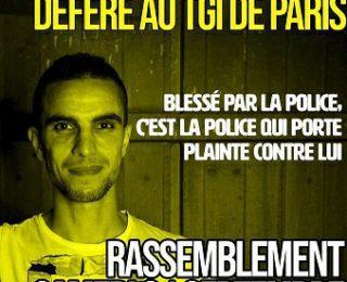 Libertad inmediata y sin cargos del compañero Nourdine Belqasmi