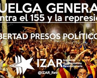 Sentencia del procés: la justicia española reprime con dureza la lucha por el derecho a decidir