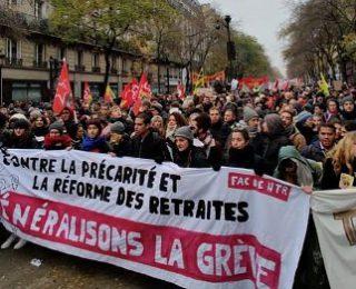 1,5 millones de manifestantes en la calle: ¡es sólo el principio!