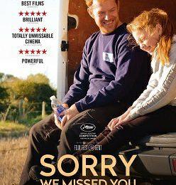 """""""Sorry We Missed You"""": Una soberbia bofetada de Ken Loach a la Gran Bretaña del trabajo precario"""