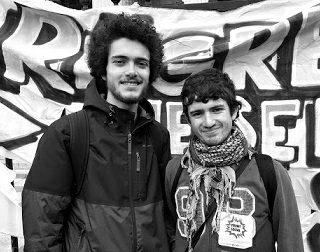 Entrevista a Victor Méndez, sindicalista estudiantil de Nanterre, París, y militante de A&R