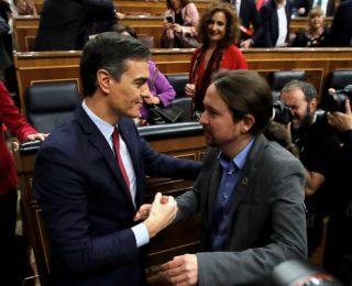 Acuerdo PSOE-UP. ¿Cuáles son las grandes líneas del nuevo gobierno?
