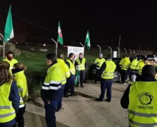 Más de 80 días de huelga de l@s 34 trabajador@s de Alestis Sevilla