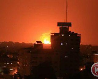 En plena emergencia sanitaria internacional Israel bombardea Gaza