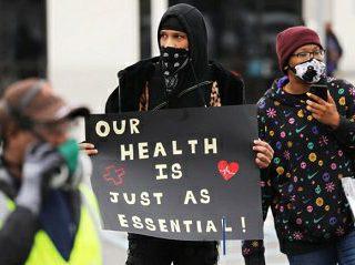 Las huelgas golpean Amazon, Whole Foods e Instacart en EEUU