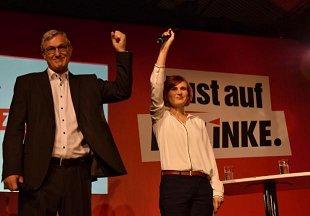 Die Linke (La Izquierda) se ofrece al SPD para gobernar Alemania
