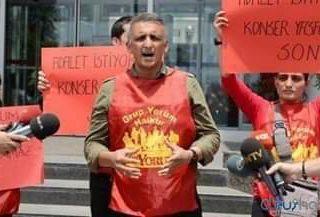 Fallece el tercer miembro del grupo turco Grup Yorum por huelga de hambre contra su persecución política