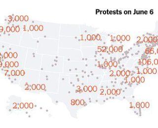 Black Lives Matter puede ser el movimiento más grande en la historia de los EEUU