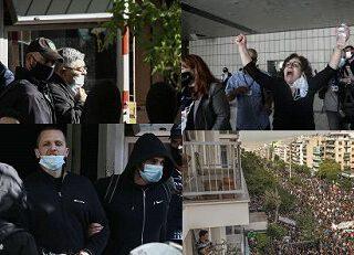 Amanecer Dorado a prisión, el movimiento antifascista a las calles