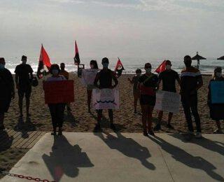 S.O.S. Socorristas en lucha en Fuengirola