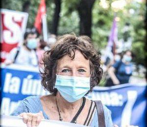 Entrevista a Ángeles Maestro, médica y portavoz de la Coordinadora Antiprivatización de la Sanidad (CAS)