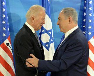 El romance de Joe Biden con Israel se retomará justo donde se dejó
