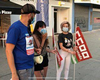 Victoria en la hostelería de Granada: readmitida trabajadora despedida en la empresa Playstar