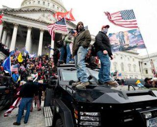 La toma del Capitolio por parte de la mafia destaca la inestabilidad del sistema político de EEUU