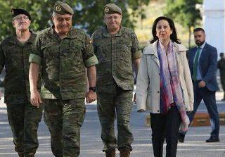No es oro todo lo que reluce: l@s diputad@s de Anticapitalistas votan a favor de la creación de una base logística militar del Ejército de Tierra en Andalucía