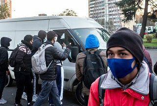 El sueño de todo capitalista: los jornaleros urbanos de Madrid