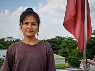 El movimiento sindical de Myanmar es fundamental para la lucha contra el autoritarismo. Una entrevista con Ma Moe Sandar Myint