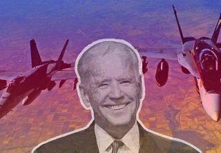 ¡Stop a los ataques de EEUU en Siria! ¡Fuera tropas de Oriente Medio!