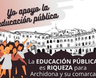Último comunicado de las comunidades educativas de los centros educativos públicos de Archidona y de su comarca sobre la creación del centro educativo privado Fénix School