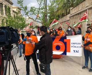 Entrevista a José Manuel Morales, delegado sindical de CCOO del 061 en Granada