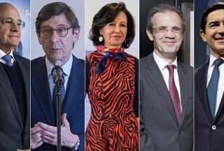 Fusión Caixabank Y Bankia ERE de 8.291 trabajador@s. BBVA ERE de 3.798 trabajador@s. H&M ERE de 1066 trabajador@s.