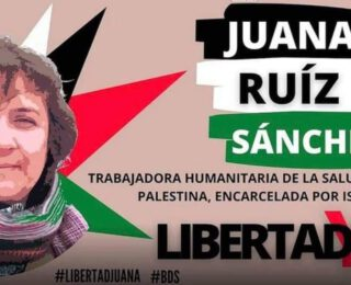 Izquierda Anticapitalista Revolucionaria IZAR pide LIBERTAD para Juana Ruíz