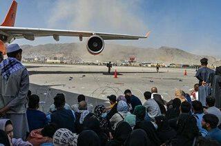 Contra los talibanes y los responsables de la situación. ¡Solidaridad con los pueblos de Afganistán!
