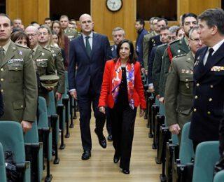El ministerio de Defensa dispara el presupuesto y gastará más de 10.000 millones en 2021