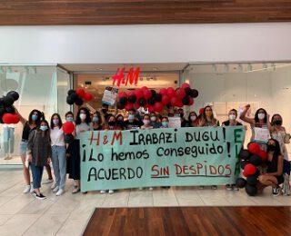Huelga H&M Euskadi, un ejemplo para todas