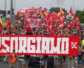 La lucha contra los despidos en Italia y la victoria de los 422 trabajador@s de la multinacional GKN