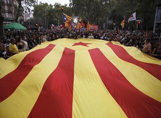 Catalunya a 4 años del referéndum del 1-O